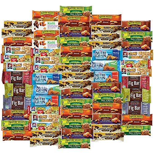 Healthy Snacks To Go Healthy Mixed Snack Box & Snacks Gift Variety Pack...