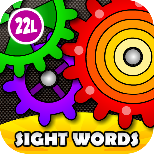 Sight Words Games & Flash Cards vol 1: Kids Learn to Read - Learning...