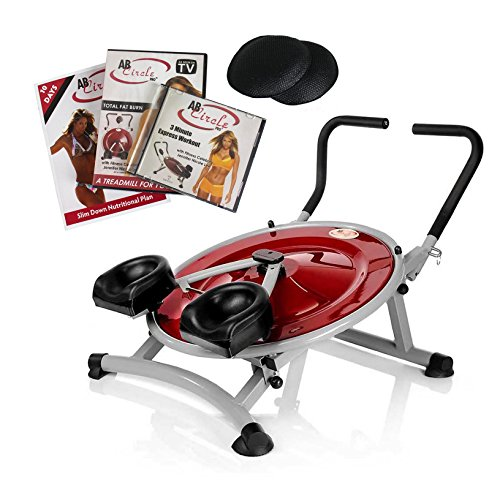 a536ed4af52 The AB Circle Pro takes you off the floor and aims your total core for a  toned and defined stomach. It is an interesting and user friendly training  ...