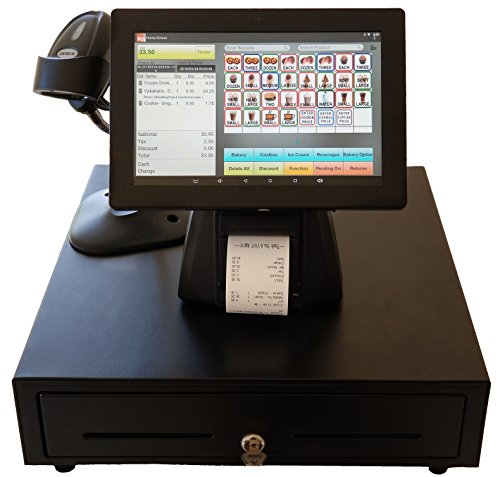 10 Best Cash Register For Small Business - Reviews and