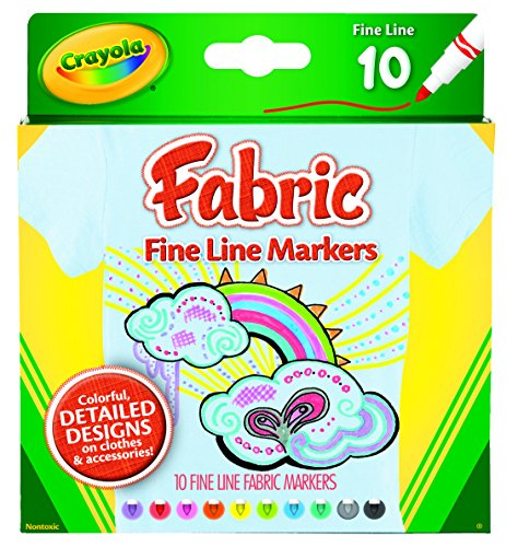 10 Best Fabric Markers 2019 – Reviews and Buying Guide