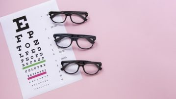 Reading Glasses Strength by Age