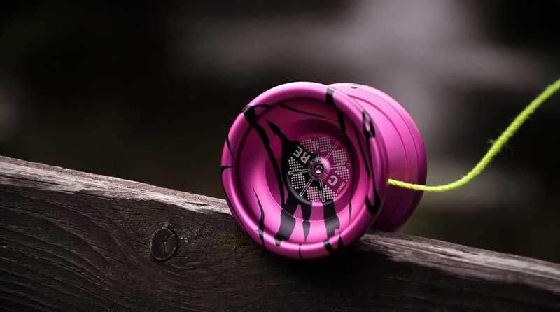 How to wind a Yoyo